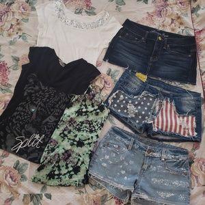 Juniors clothes bundle